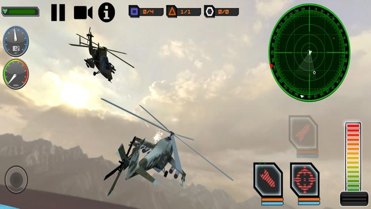 Helicopters in Combat 3D screenshot-4