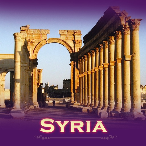 Syria Tourism Guide icon