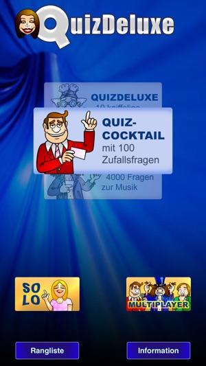 Quizdeluxe Ein Deutsch Sprachiges Frage Antwort Spiel Im App Store