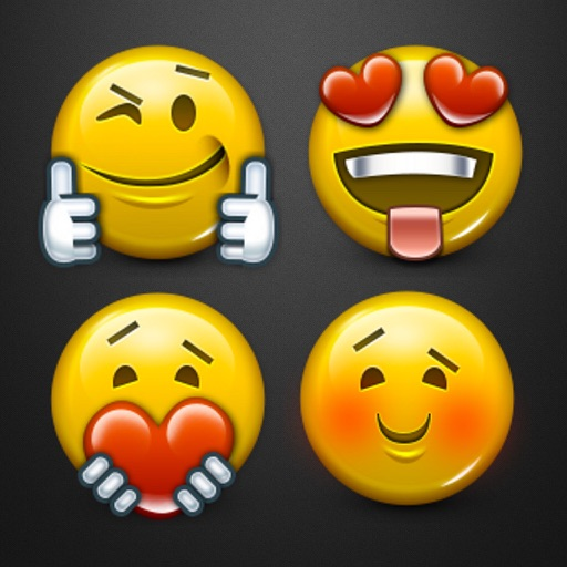 Text Smileys Minis Keyboard by Emoji World