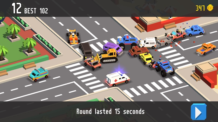 Traffic Rush 2 screenshot-3
