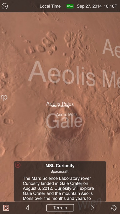 Mars Globe screenshot-1