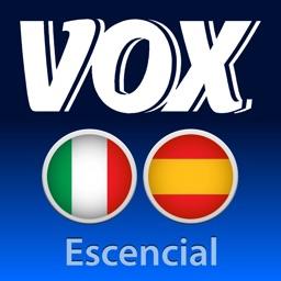 Diccionario Esencial Español-Italiano/Italiano-Spagnolo VOX