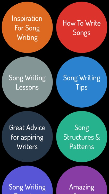 Song Writer - Learn How To Write Song