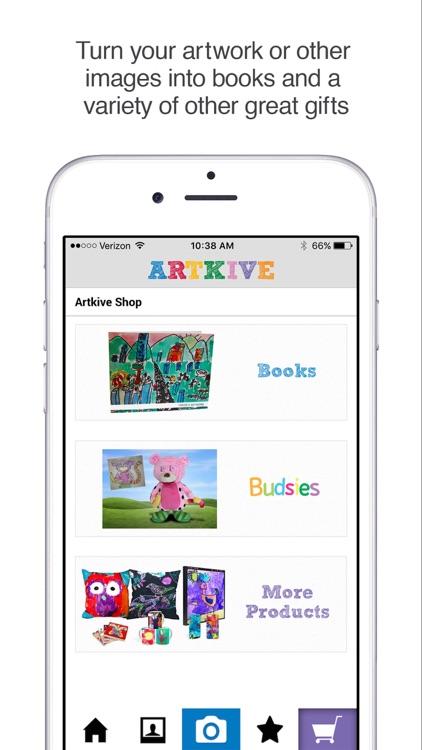 Artkive - Save Kids' Art screenshot-3
