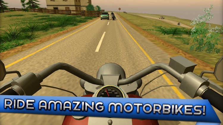 Motorcycle Driving 3D screenshot-1