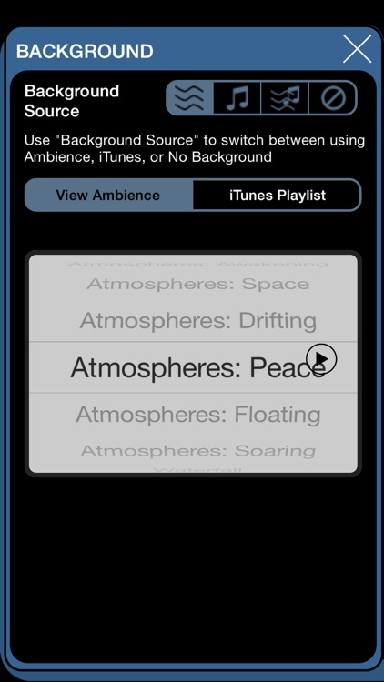 Brain Wave Power Nap - Advanced Binaural Brainwave Entrainment with Ambient Backgrounds and iTunes Music Mixing screenshot-3