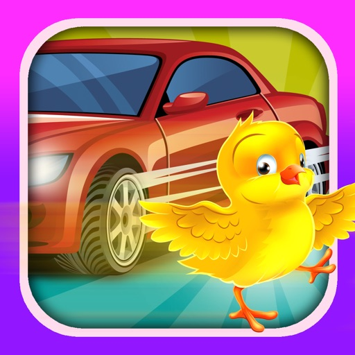 A Baby Chick Escape FREE - Farm Animal Road Cross Challenge