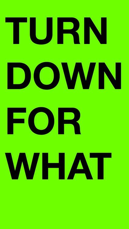 TD4W - Turn Down For What screenshot-3