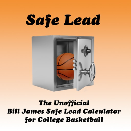 Safe Lead - The Unofficial BIll James Safe Lead Calculator for College Basketball