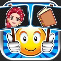 Codes for Emoji Guess & Letter Up Icon Pic - find what's the word in this guessing trivia crack pop quiz Hack