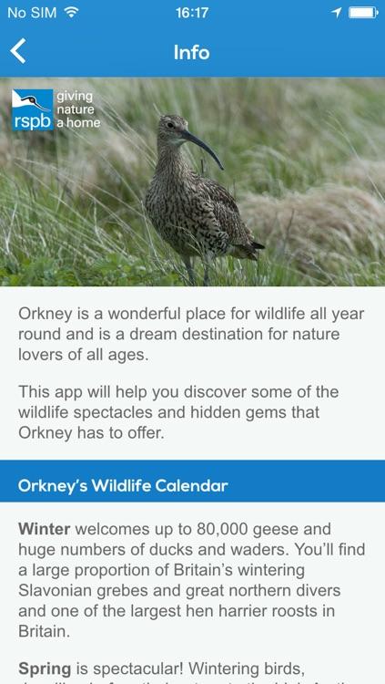 Discover Orkney Wildlife screenshot-4