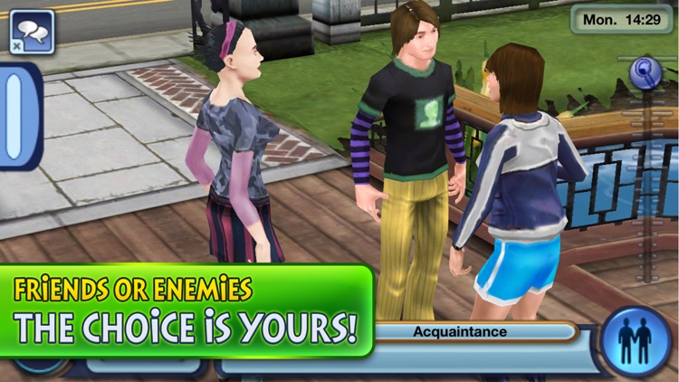 The Sims 3 screenshot-4