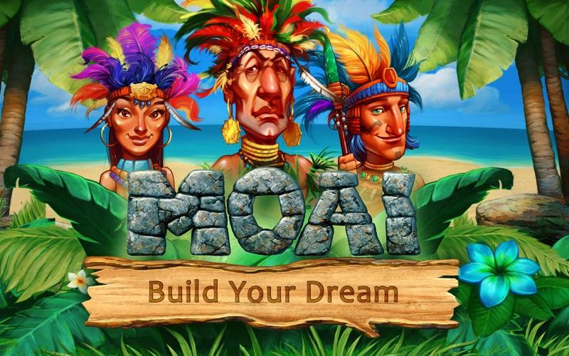 Moai: Build Your Dream screenshot 1