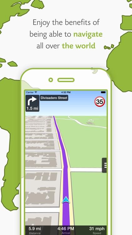 Wisepilot - Maps, Navigation, traffic, speed cams
