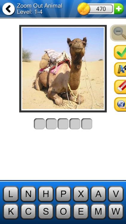 Zoom Out Animal screenshot-4