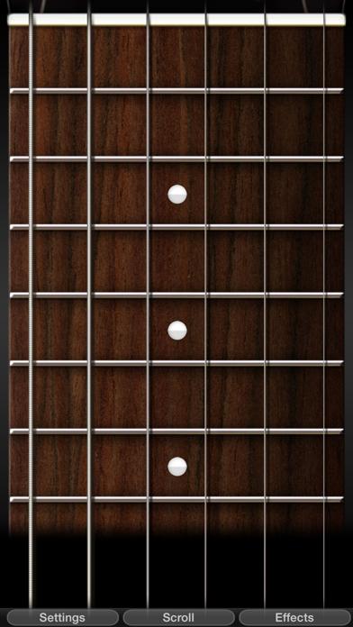 PocketGuitar - Virtual Guitar in Your Pocket screenshot two
