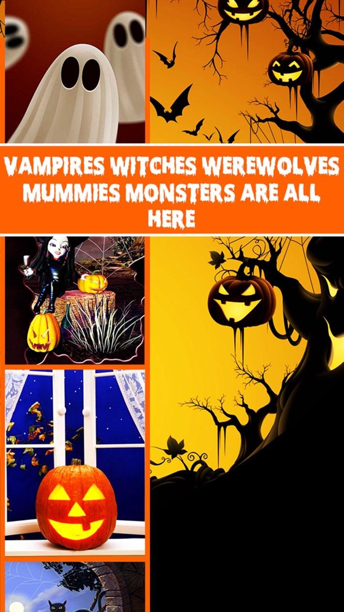 HD Wallpapers & Backgrounds: Halloween Edition 2014 Screenshot