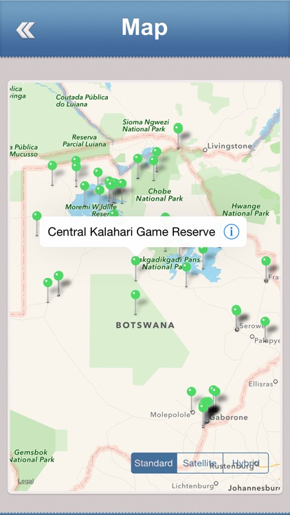 Botswana Travel Guide screenshot-3
