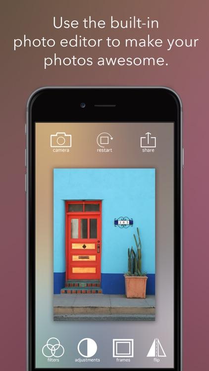 FaceCam -Take hands-free photos and selfies. screenshot-3