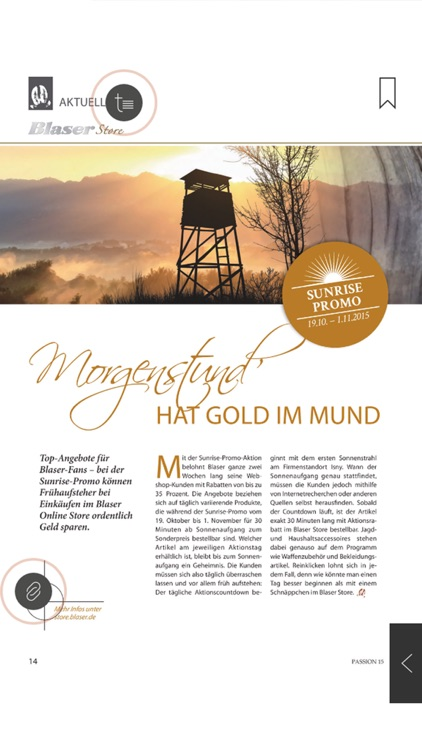 PASSION Magazin screenshot-3