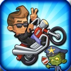 ````Action Bike Race-r of Zombie Temple: Dead Chase Racing icon