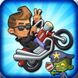 ````Action Bike Race of Zombie Temple: Dead Chase Racing