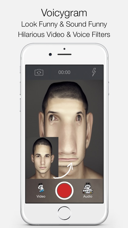 Voicygram - Live Face Swap Filters & Voice Changer