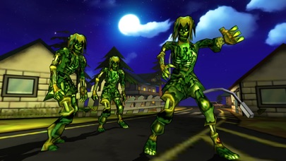 Zombie Hunters 3D: Elite Ops screenshot four