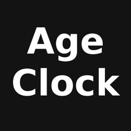 Find your age(Age Clock)
