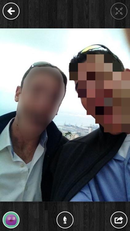 Smudga - Blur & pixelate photos screenshot-3