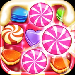 Candy Cake Legend - 3 match jelly puzzle game