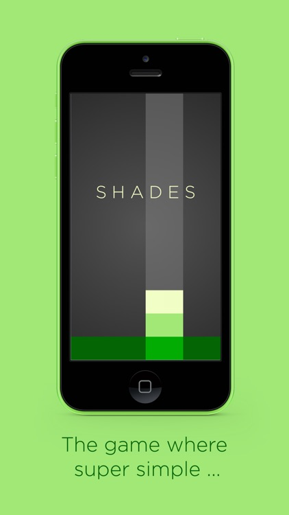 Shades: A Simple Puzzle Game FREE screenshot-0