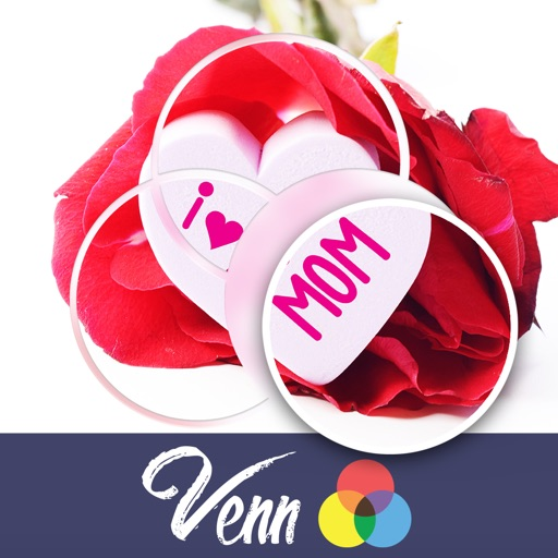 Venn Mother's Day: Overlapping Jigsaw Puzzles