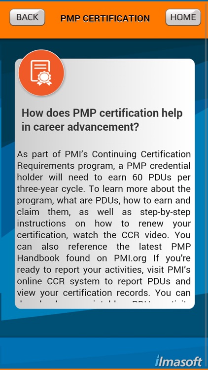 All About Pmp By Ilmasoft