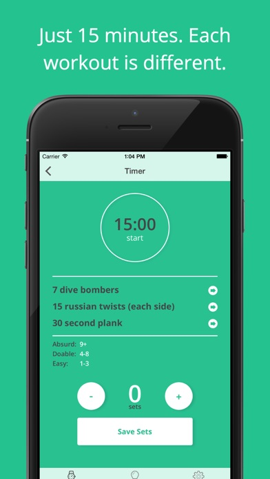 Tempo: Bodyweight Workouts | App Price Drops