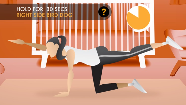 Prenatal Workout - 20 Minute Exercises for Pregnancy screenshot-3