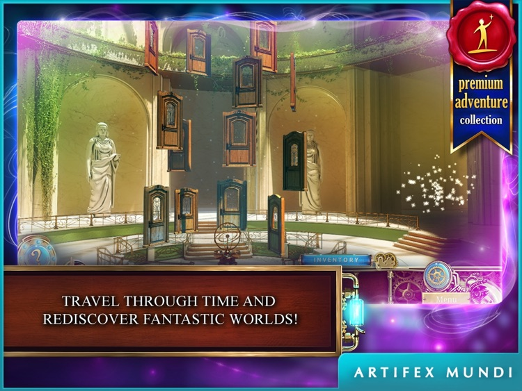 Time Mysteries - Inheritance HD screenshot-0