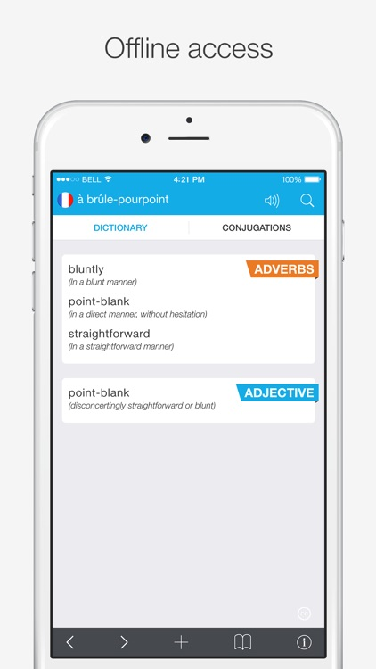 French — English Dictionary