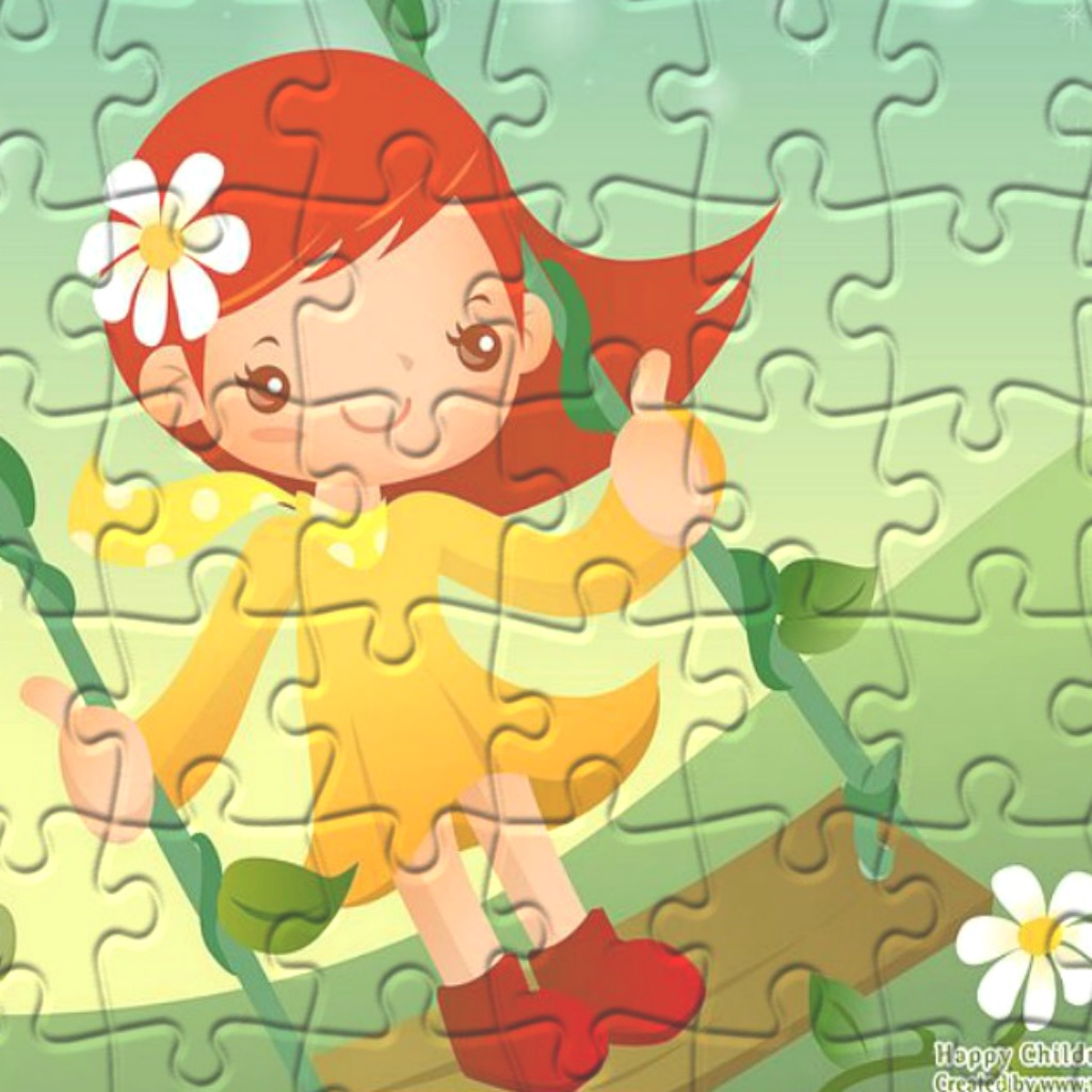 Anime Jigsaw Puzzles game 4 Girls hack