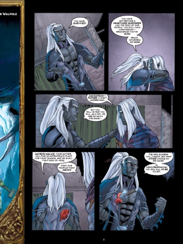 legend of drizzt graphic novel download