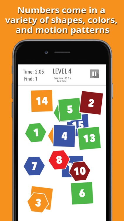 Brain Speed – Free Brain Training Game screenshot-3