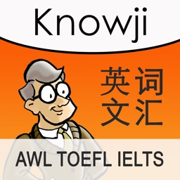 Knowji AWL+ (Academic Word List)