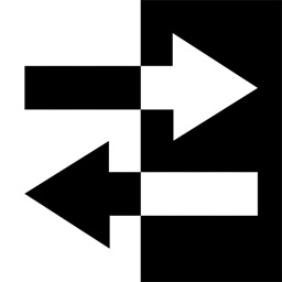 Swipe The Arrows: Inverted