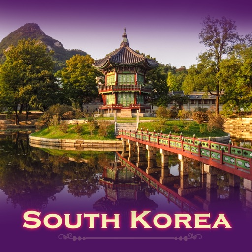 South Korea Tourism icon