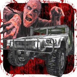 Night At Zombie Island - Safari 4x4 Driving Simulator