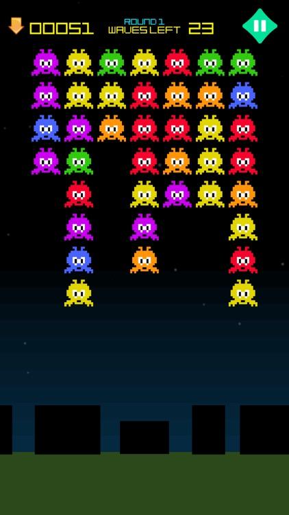 Earth Invasion - Galaxy Aliens vs United Alliance screenshot-3