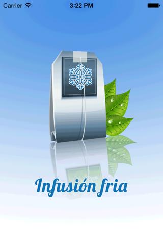 Infusión Fría screenshot 1