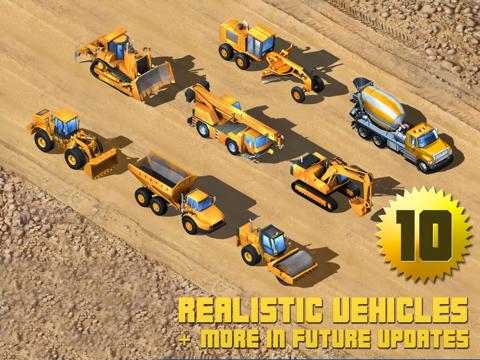 Kids Vehicles: Construction HD for iPadのおすすめ画像4