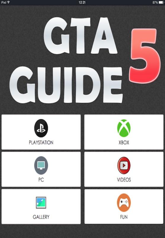 gta 5 ipad download